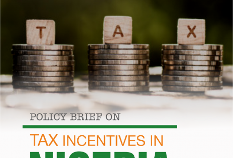 Tax Incentives Policy Brief