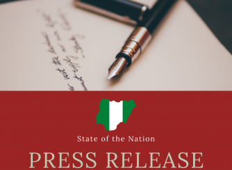State of the Nation - Press Release